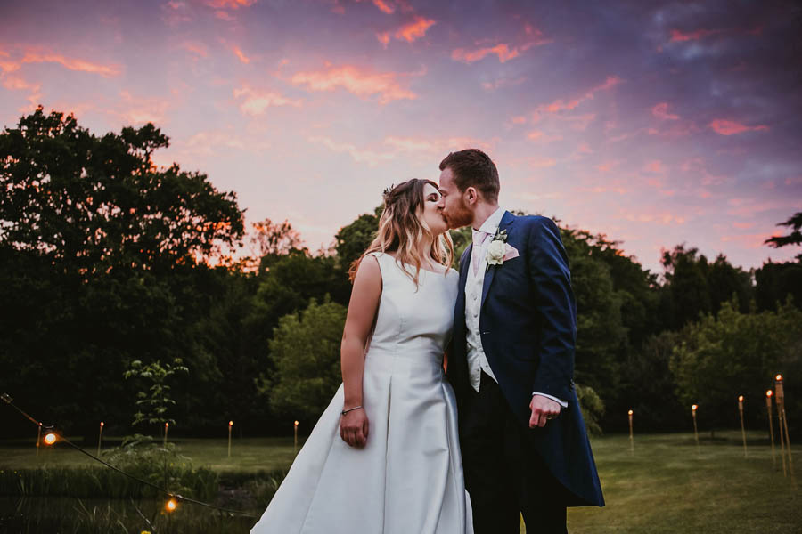 Louisa & Thomas' Beautiful Spring Marquee Wedding