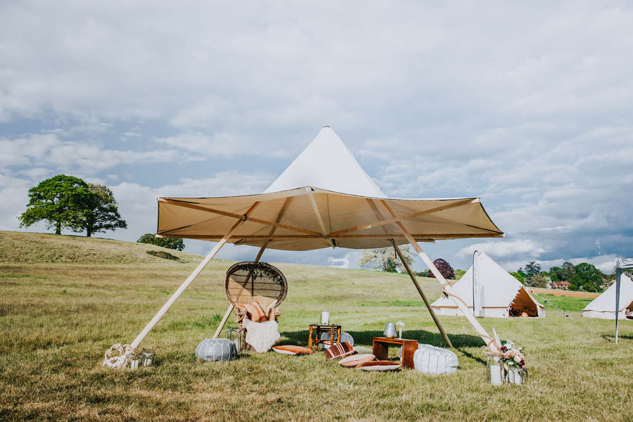 mini tipi canopy